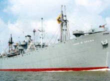 ss_john_w_brown_Liberty ship