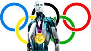 roboti la jocurile olimpice