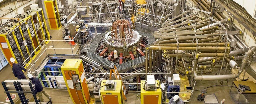 reactor fuziune